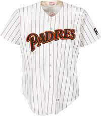 1985 Goose Gossage Game Worn & Signed San Diego Padres Jersey