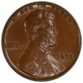 1955 1C Doubled Die Obverse MS62 Brown PCGS. CAC. PCGS Population: (523/824 and 3/14+). NGC Census: (0/0 and 0/0+). CDN:...