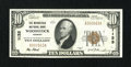 National Bank Notes:Vermont, Woodstock, VT - $10 1929 Ty. 1 The Woodstock NB Ch. # 1133. ...