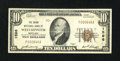 National Bank Notes:Maryland, Westminster, MD - $10 1929 Ty. 1 The Union NB Ch. # 1596. ...