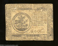 Colonial Notes:Continental Congress Issues, Continental Currency $5 November 29, 1775 Very Fine. An ...