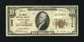 National Bank Notes:Kentucky, Danville, KY - $10 1929 Ty. 1 The Farmers NB Ch. # 2409. ...