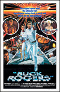 """Movie Posters:Science Fiction, Buck Rogers in the 25th Century (Universal, 1979). Folded, Very Fine+. One Sheet (27"""" X 41"""") Style B, Victor Gadino Artwork...."""