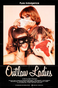 """Outlaw Ladies & Other Lot (Quality, 1981). Folded, Very Fine+. One Sheets (2) (27"""" X 41"""") & (27""""..."""