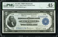 Fr. 761 $2 1918 Federal Reserve Bank Note PMG Choice Extremely Fine 45 EPQ