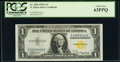 Fr. 2306 $1 1935A North Africa Silver Certificate. PCGS Choice New 63PPQ