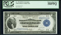 Fr. 720 $1 1918 Federal Reserve Bank Note PCGS Choice About New 58PPQ