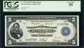 Fr. 799 $5 1918 Federal Reserve Bank Note PCGS Very Fine 35