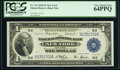 Fr. 711 $1 1918 Federal Reserve Bank Note PCGS Very Choice New 64PPQ