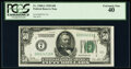 Fr. 2100-G $50 1928 Federal Reserve Note. PCGS Extremely Fine 40