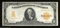 Large Size:Gold Certificates, Fr. 1172 $10 1907 Gold Certificate Extremely Fine-About ...