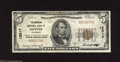 National Bank Notes:Colorado, Denver, CO - $5 1929 Ty. 1 The American NB Ch. # 12517