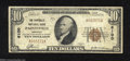 National Bank Notes:Kentucky, Paintsville, KY - $10 1929 Ty. 1 The Paintsville NB Ch....