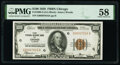 Fr. 1890-G $100 1929 Federal Reserve Bank Note. PMG Choice About Unc 58