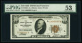 Fr. 1860-L $10 1929 Federal Reserve Bank Note. PMG About Uncirculated 53