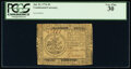 Continental Currency July 22, 1776 $5 PCGS Very Fine 30