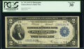 Fr. 755 $2 1918 Federal Reserve Bank Note PCGS Very Fine 30
