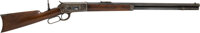 Fine Antique Winchester Model 1886 Lever Action Rifle. ... (Total: 2)