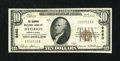 National Bank Notes:Pennsylvania, Jefferson, PA - $10 1929 Ty. 1 The Codorus NB Ch. # 9660. ...