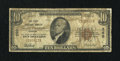 National Bank Notes:Missouri, Saint Charles, MO - $10 1929 Ty. 1 The First NB Ch. # 260. ...