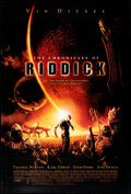 """Movie Posters:Science Fiction, The Chronicles of Riddick & Other Lot (Universal, 2004). Rolled, Very Fine. One Sheets (2) (27"""" X 40"""" & 27"""" X 41"""") DS & SS. ... (Total: 2 Items)"""