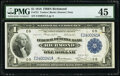 Fr. 721 $1 1918 Federal Reserve Bank Note PMG Choice Extremely Fine 45