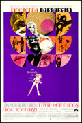 """Movie Posters:Science Fiction, Barbarella (Paramount, 1968). Very Fine on Linen. One Sheet (27"""" X 40.75"""") Style B, Robert McGinnis Artwork. Science Fiction..."""