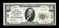 National Bank Notes:Pennsylvania, West Chester, PA - $10 1929 Ty. 2 The First NB Ch. # 148. ...