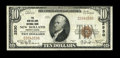 National Bank Notes:Pennsylvania, New Holland, PA - $10 1929 Ty. 1 The New Holland NB Ch. # 2530. ...