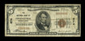 National Bank Notes:Pennsylvania, Phoenixville, PA - $5 1929 Ty. 1 The NB of Phoenixville Ch. # 674....