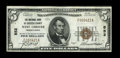 National Bank Notes:Pennsylvania, West Chester, PA - $5 1929 Ty. 1 The NB of Chester County Ch. #552. ...