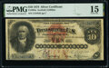 Large Size:Silver Certificates, Fr. 285a $10 1878 Silver Certificate. ...