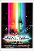 """Movie Posters:Science Fiction, Star Trek: The Motion Picture (Paramount, 1979). Folded, Very Fine. One Sheet (27"""" X 41"""") Advance. Bob Peak Artwork. Science..."""