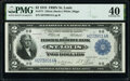 Fr. 771 $2 1918 Federal Reserve Bank Note PMG Extremely Fine 40