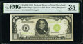 Fr. 2211-D $1,000 1934 Federal Reserve Note. PMG Choice Very Fine 35