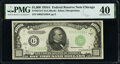 Fr. 2212-G $1,000 1934A Federal Reserve Note. PMG Extremely Fine 40