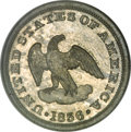 Patterns, 1836 P2C Two Cents, Judd-52, Pollock-55, Low R.6, MS65 NGC....
