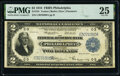 Fr. 754 $2 1918 Federal Reserve Bank Note PMG Very Fine 25