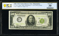 Fr. 2201-C $500 1934 Federal Reserve Note. PCGS Banknote Very Fine 30