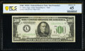 Fr. 2202-L $500 1934A Federal Reserve Note. PCGS Banknote Choice XF 45