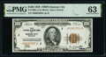 Fr. 1890-J $100 1929 Federal Reserve Bank Note. PMG Choice Uncirculated 63