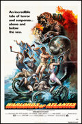 """Movie Posters:Fantasy, Warlords of Atlantis & Other Lot (Columbia, 1978). Folded, Very Fine-. One Sheets (3) (27"""" X 41""""). Fantasy.. ... (Total: 3 Items)"""