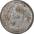 1936-D 50C Arkansas MS67+ NGC. NGC Census: (18/0 and 1/0+). PCGS Population: (49/1 and 7/0+). CDN: $900 Whsle. Bid for N...
