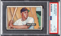 Baseball Cards:Singles (1950-1959), 1951 Bowman Willie Mays Rookie #305 PSA EX-MT 6. H...