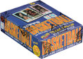 Baseball Cards:Unopened Packs/Display Boxes, 1980 Topps Basketball Wax Box With 36 Unopened Packs - Mag...
