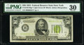 Fr. 2102-B* $50 1934 Federal Reserve Note. PMG Very Fine 30