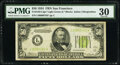 Low Serial Number 783 Fr. 2102-L* $50 1934 Light Green Seal Federal Reserve Star Note. PMG Very Fine 30
