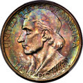 1938-D 50C Boone MS67+ PCGS. PCGS Population: (89/3 and 10/2+). NGC Census: (32/5 and 4/0+). CDN: $725 Whsle. Bid for NG...