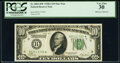 Fr. 2001-H* $10 1928A Federal Reserve Star Note. PCGS Very Fine 30