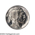 Proof Buffalo Nickels: , 1937 5C PR67 PCGS. Fully brilliant at first glance, but ...